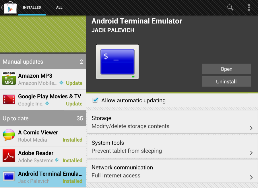 Backing up Android's World of Goo saves (2/3)
