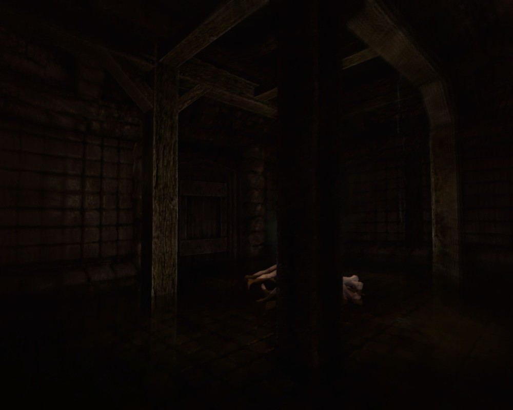 Amnesia: The Dark Descent - true horror and amazing game (2/6)