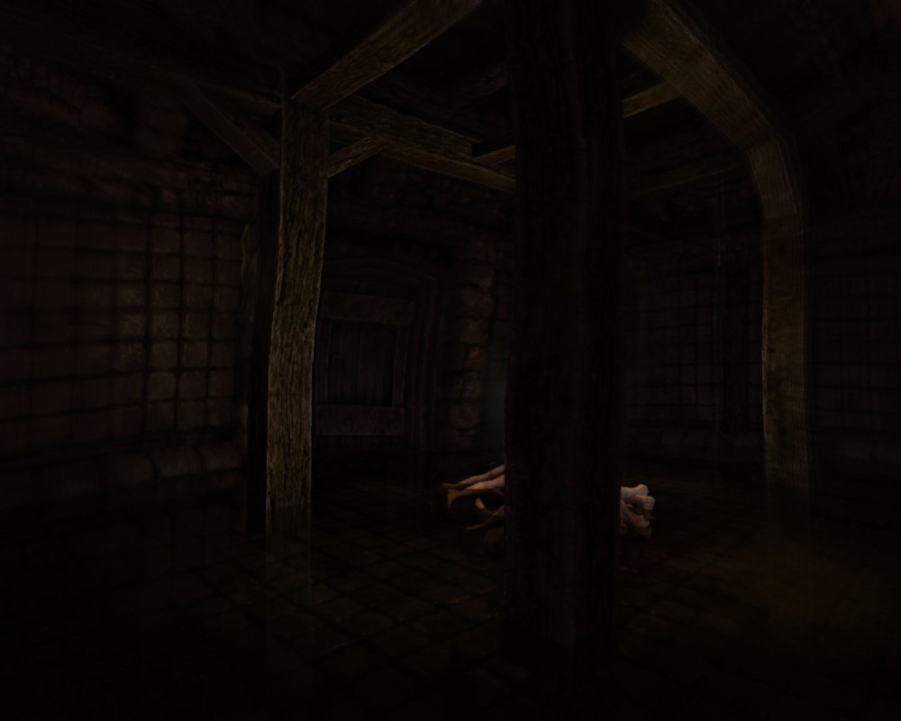 Amnesia: The Dark Descent - true horror and amazing game (3/6)