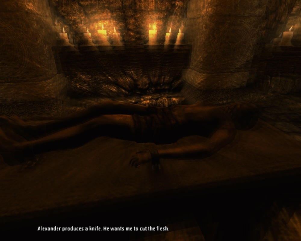 Amnesia: The Dark Descent - true horror and amazing game (5/6)