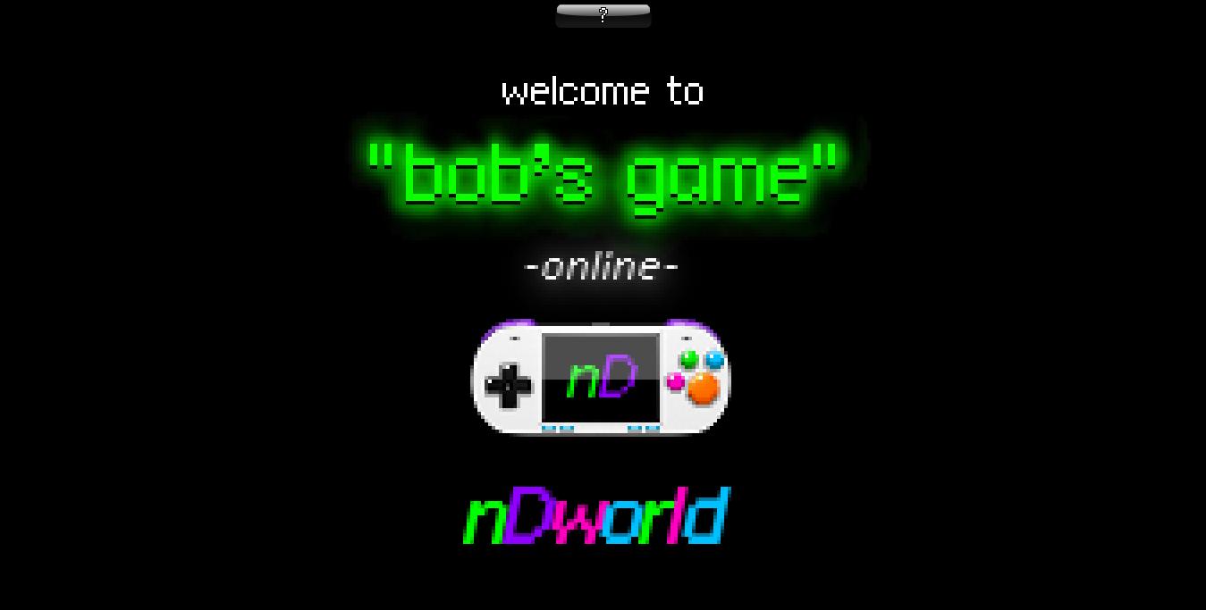 bob's game - nDworld
