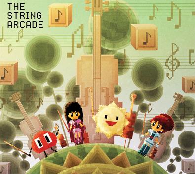 The String Arcade, game music for string quartet   Reviews, Rhythm