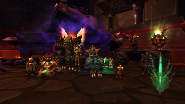 World of Warcraft klaxxi