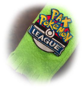 PAX Pokemon League scarf