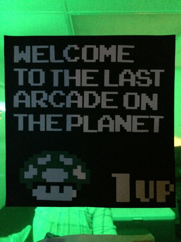 Last Arcade on the Planet