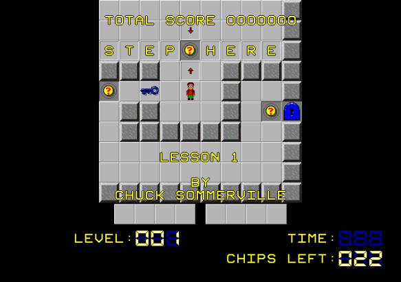 chip's challenge 2