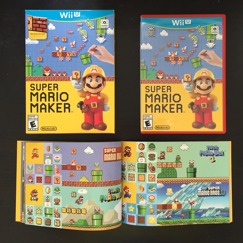 c5995224648 Super Mario Maker with friends